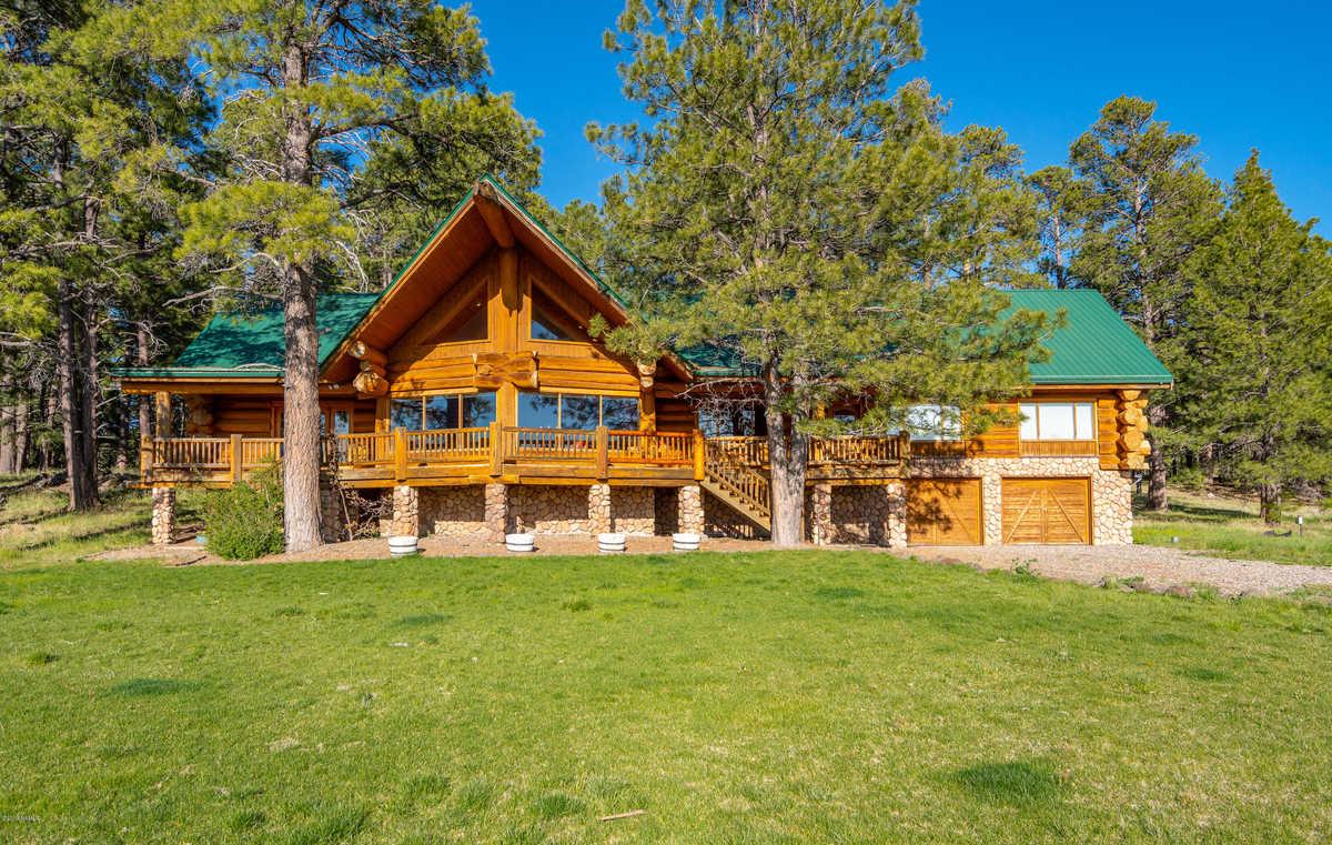 $1,950,000 - 5Br/4Ba -  for Sale in Mormon Lake