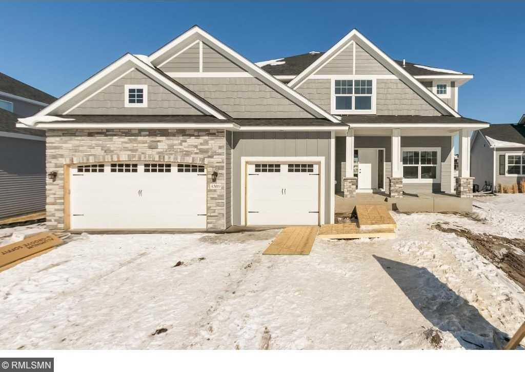$434,223 - 4Br/3Ba -  for Sale in Northpointe 4th Addition, Lino Lakes