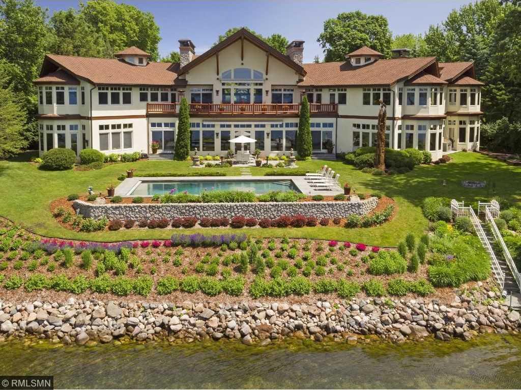 $4,395,000 - 6Br/11Ba -  for Sale in Minnetonka Beach