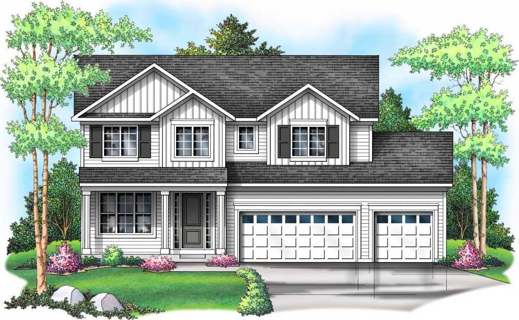 $505,000 - 4Br/3Ba -  for Sale in Towne Lakes, Albertville