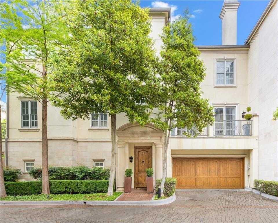 $1,499,000 - 3Br/4Ba -  for Sale in Cascada At Turtle Creek, Dallas