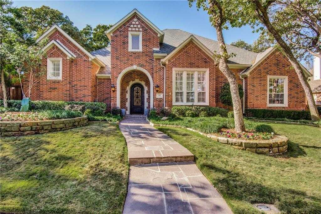 $750,000 - 4Br/4Ba -  for Sale in Chaucer Estates, Coppell