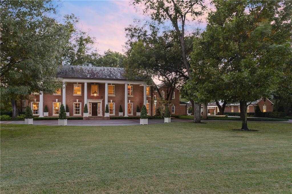 $9,950,000 - 5Br/7Ba -  for Sale in Sunnybrook Estates, Dallas