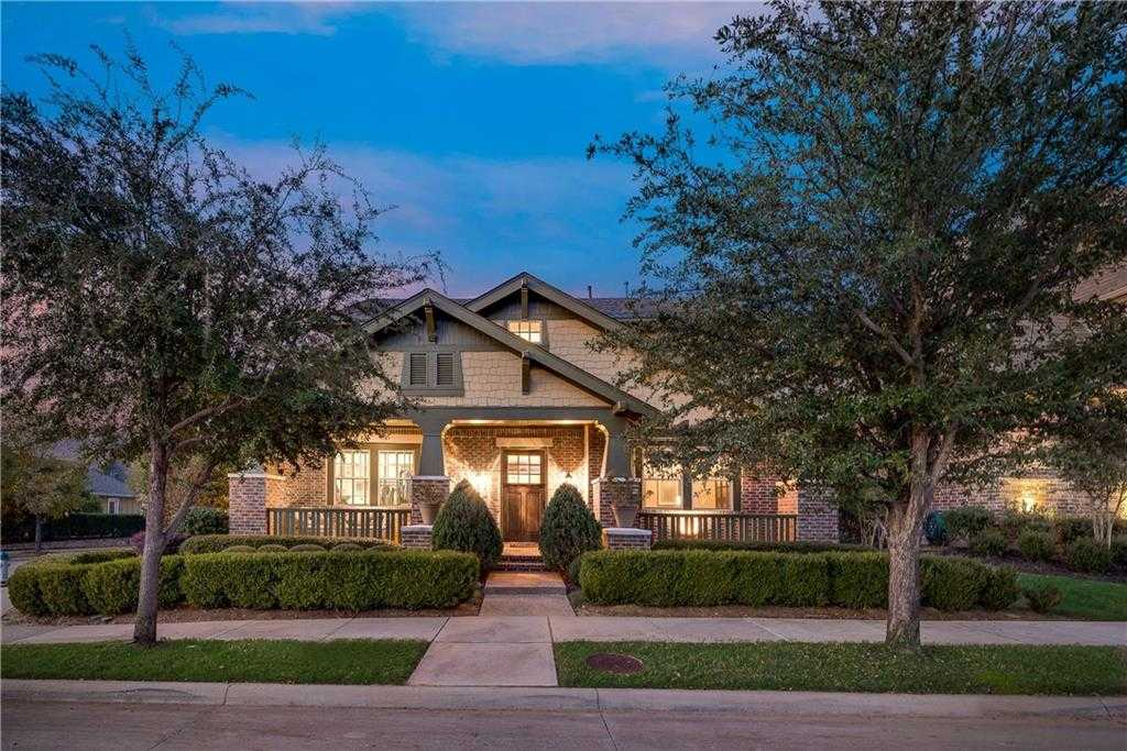 $749,999 - 4Br/6Ba -  for Sale in Austin Waters Ph1, Carrollton