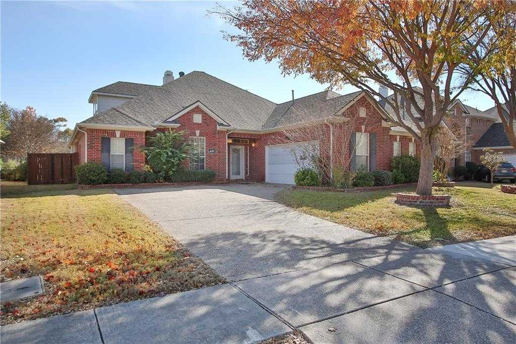 $429,900 - 4Br/3Ba -  for Sale in Vistas Coppell Ph 02b, Coppell