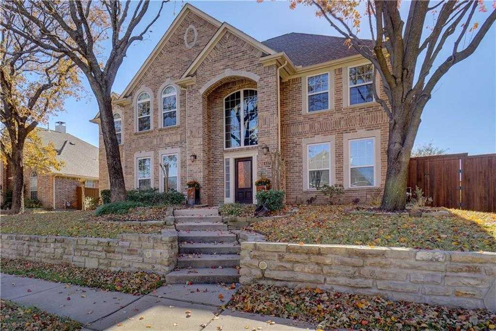 $629,000 - 5Br/3Ba -  for Sale in Forest Cove Ph 02, Coppell