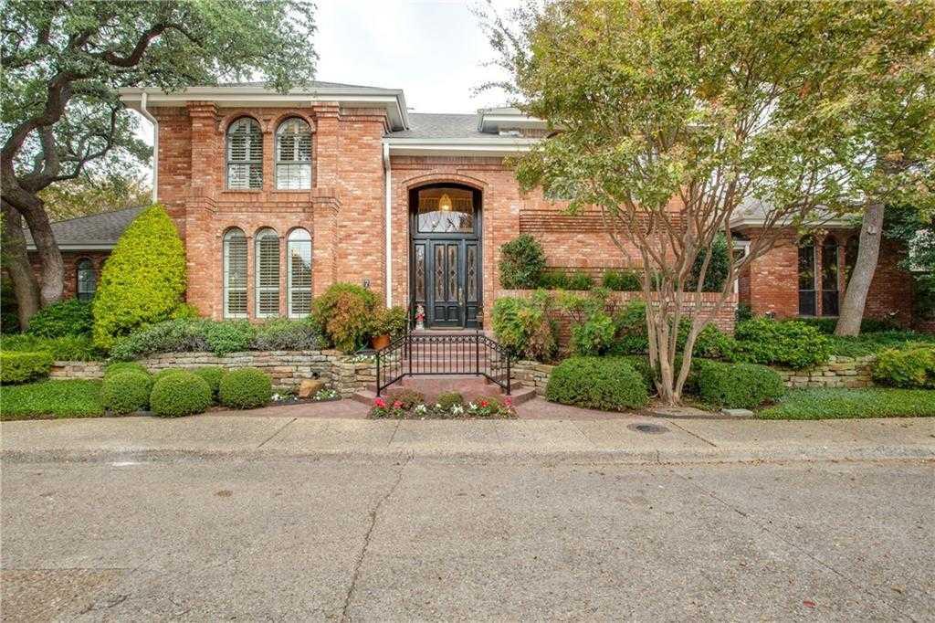$1,039,000 - 3Br/3Ba -  for Sale in Glen Lakes 01 Rev, Dallas