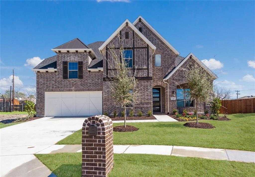 $482,976 - 5Br/3Ba -  for Sale in The Vineyards, Rowlett