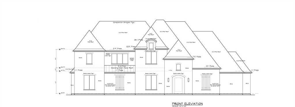 $1,195,850 - 5Br/6Ba -  for Sale in Legacy, Colleyville