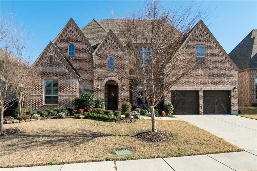 $775,000 - 5Br/6Ba -  for Sale in Crossing At Lawler Park Ph 2 The, Frisco