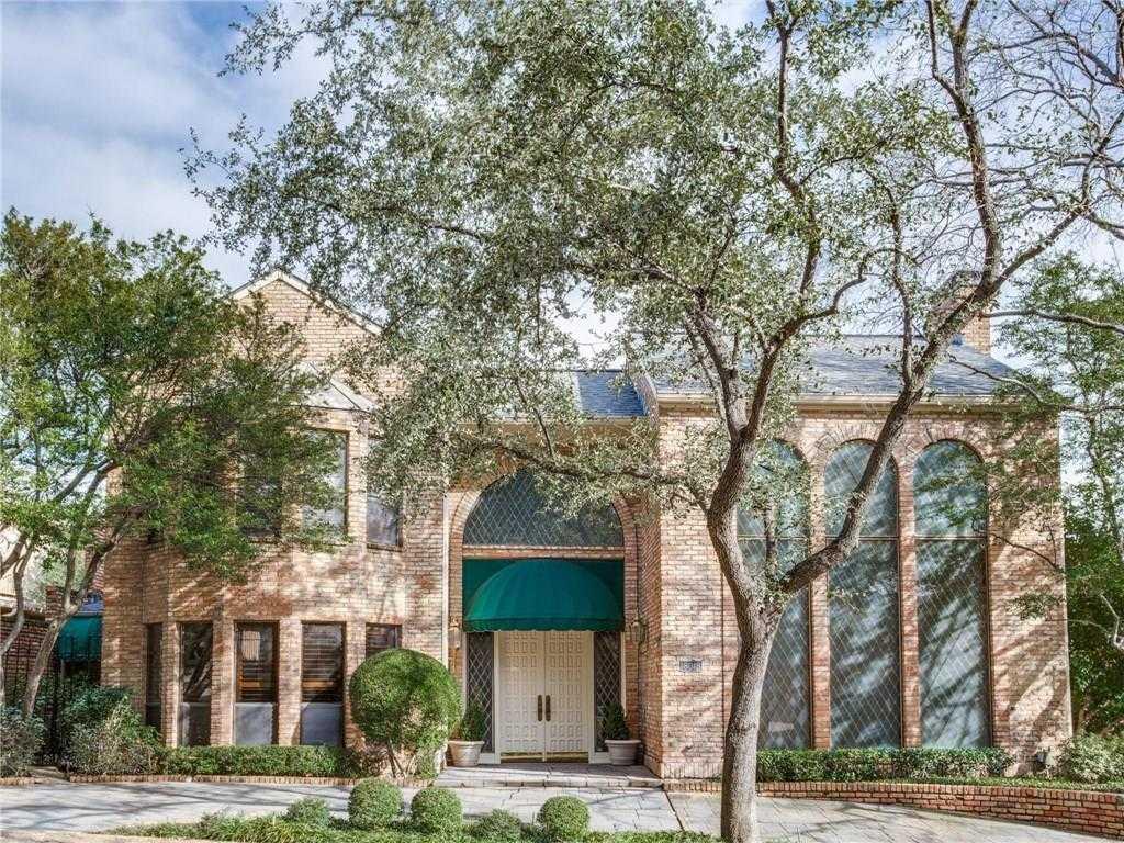 $1,095,000 - 3Br/5Ba -  for Sale in Glen Lakes 02 Rev, Dallas