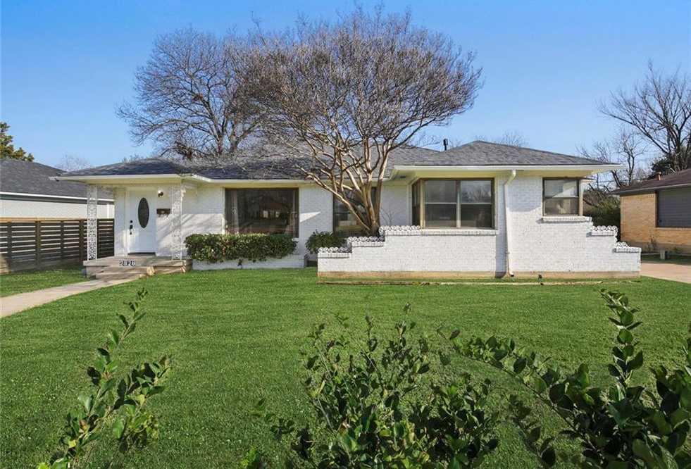 $244,900 - 4Br/3Ba -  for Sale in Wynnewood Add Sec 02, Dallas