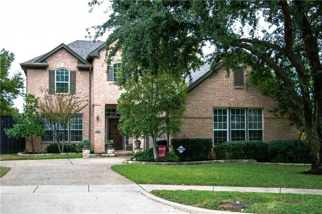 $549,900 - 4Br/3Ba -  for Sale in Waterside Estates, Coppell