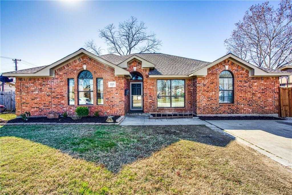 $199,900 - 6Br/3Ba -  for Sale in Town East Estates, Mesquite