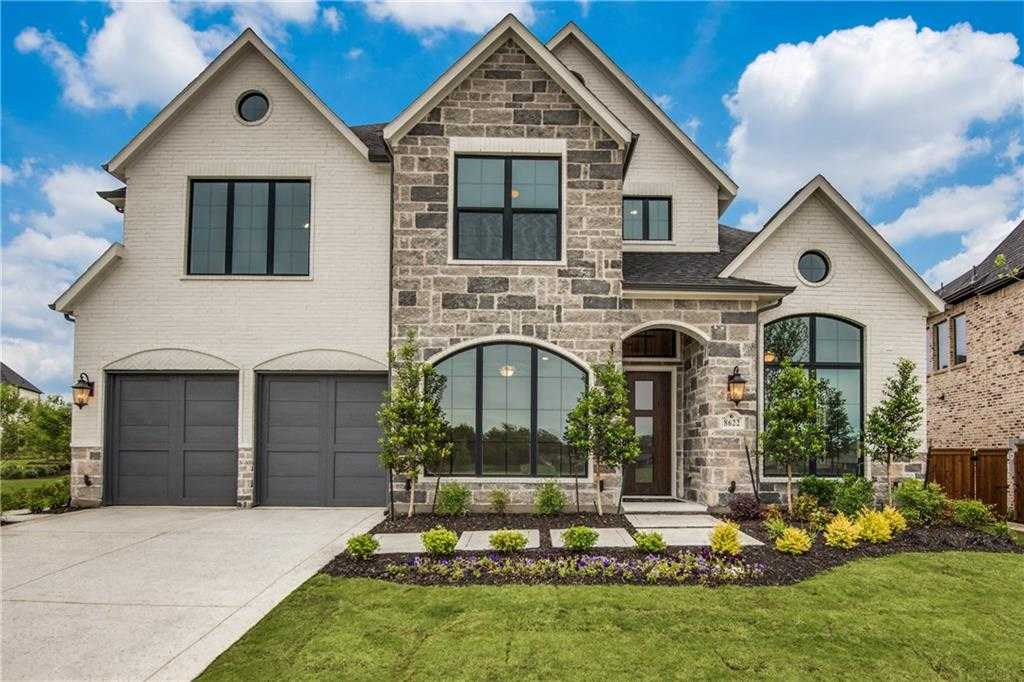 $779,900 - 4Br/5Ba -  for Sale in The Grove Frisco, Frisco