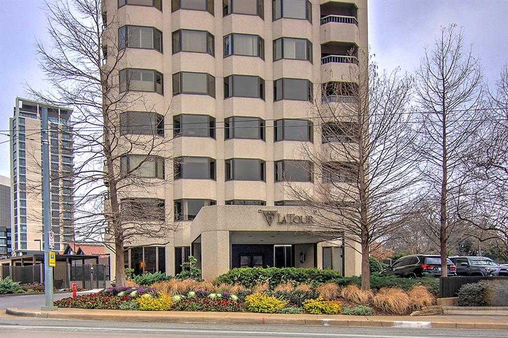 $427,500 - 2Br/2Ba -  for Sale in La Tour Condominiums, Dallas