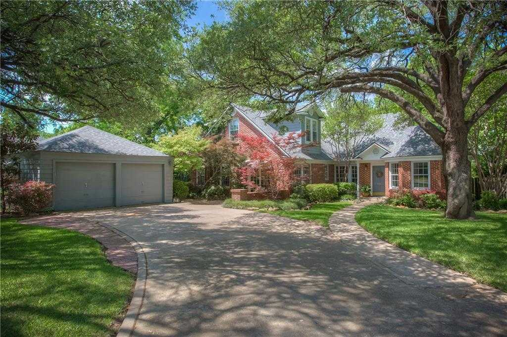 $769,500 - 4Br/3Ba -  for Sale in Mount Vernon Place Add, Fort Worth