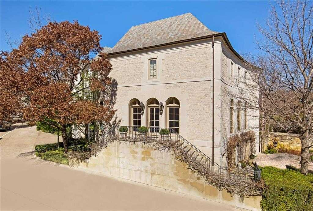 $2,750,000 - 4Br/7Ba -  for Sale in Place Des Vosges, Dallas