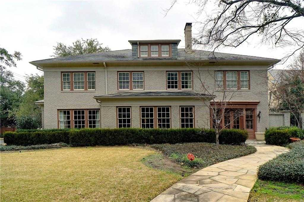 $2,799,000 - 5Br/6Ba -  for Sale in A C Bookout, Highland Park