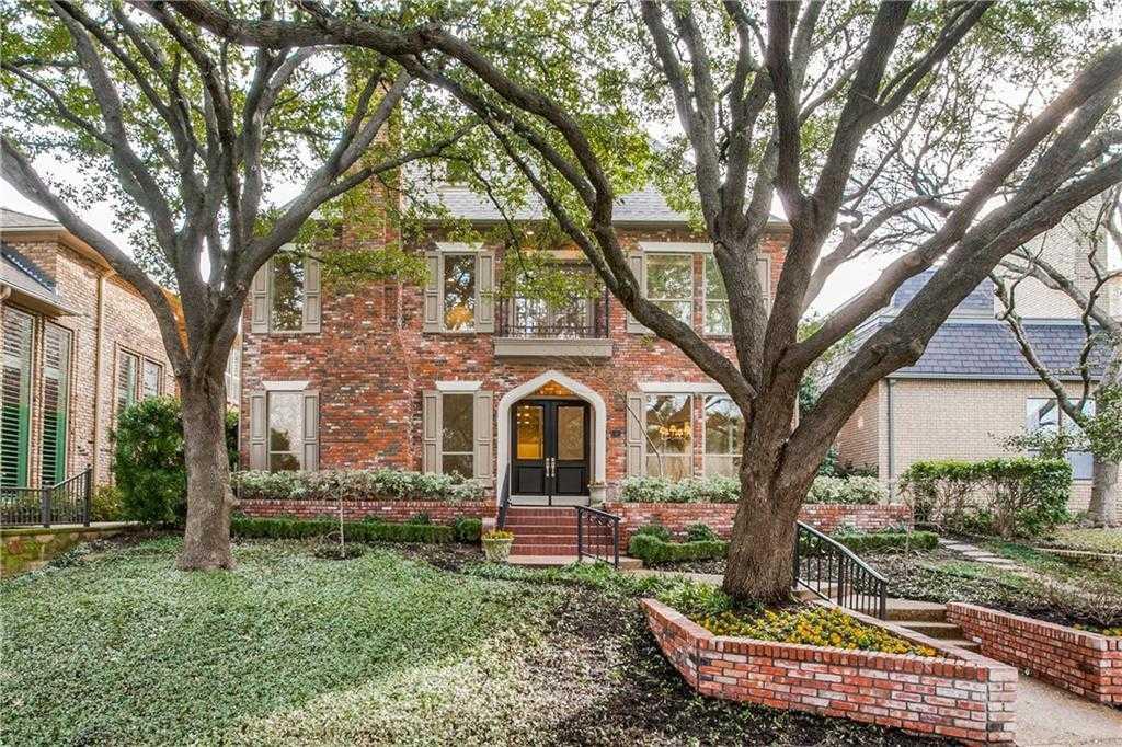 $1,449,000 - 4Br/4Ba -  for Sale in Glen Lakes 5th Sec, Dallas