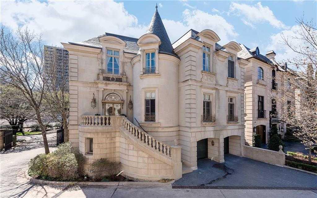 $4,195,000 - 3Br/6Ba -  for Sale in Place Des Vosges, Dallas
