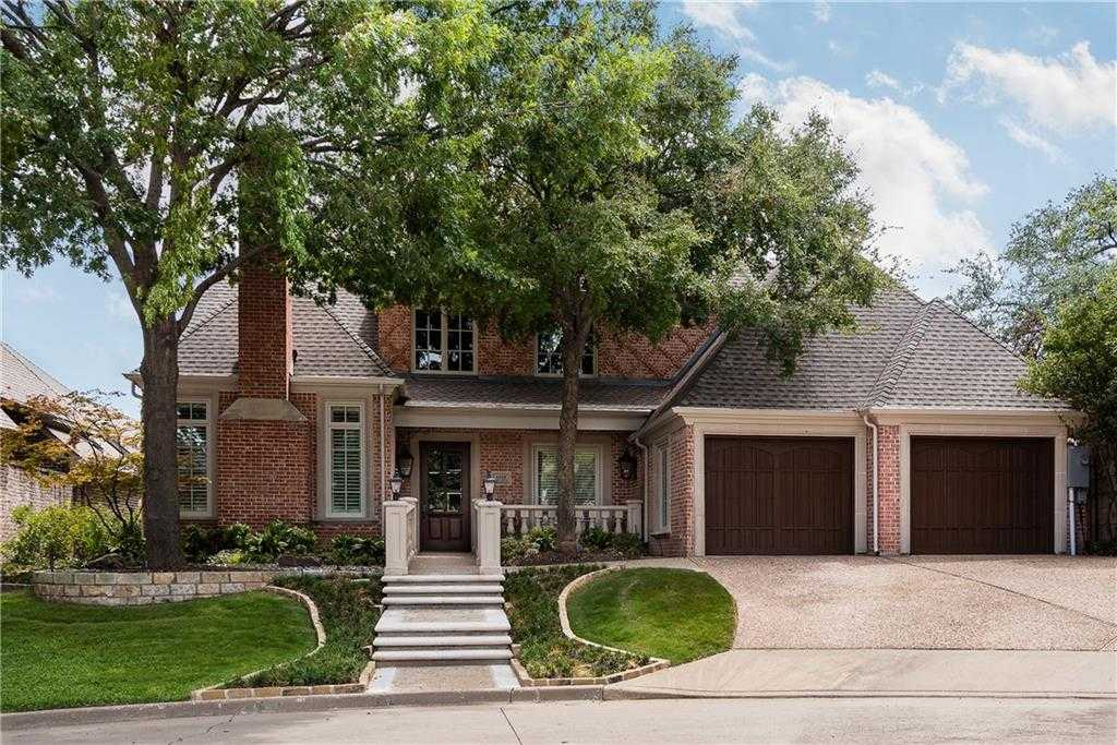 $1,249,000 - 3Br/4Ba -  for Sale in Lake Forest Ph A, Dallas