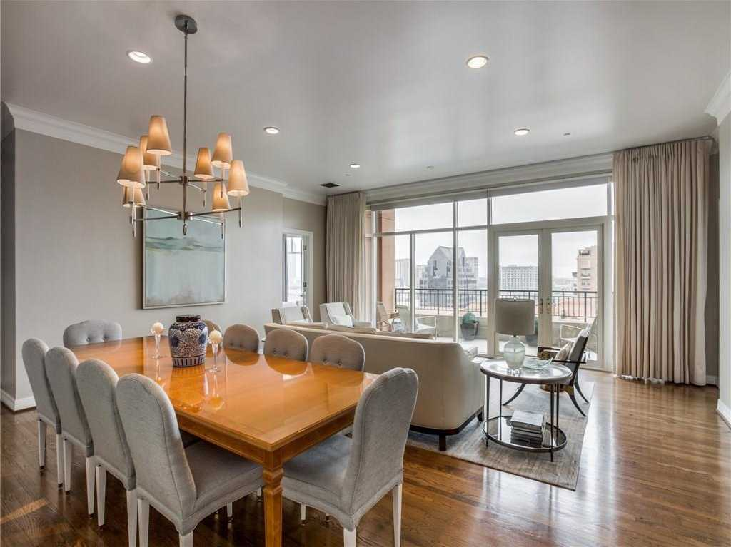 $1,185,000 - 3Br/4Ba -  for Sale in Plaza At Turtle Creek Residence Ph, Dallas