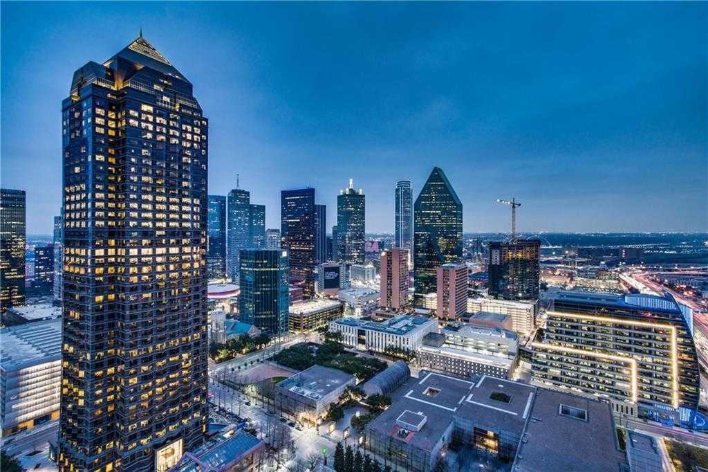 $2,595,000 - 2Br/3Ba -  for Sale in Museum Tower Condo, Dallas