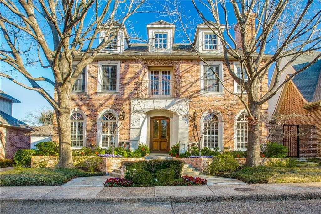 $1,149,000 - 3Br/4Ba -  for Sale in Glen Lakes 9, Dallas