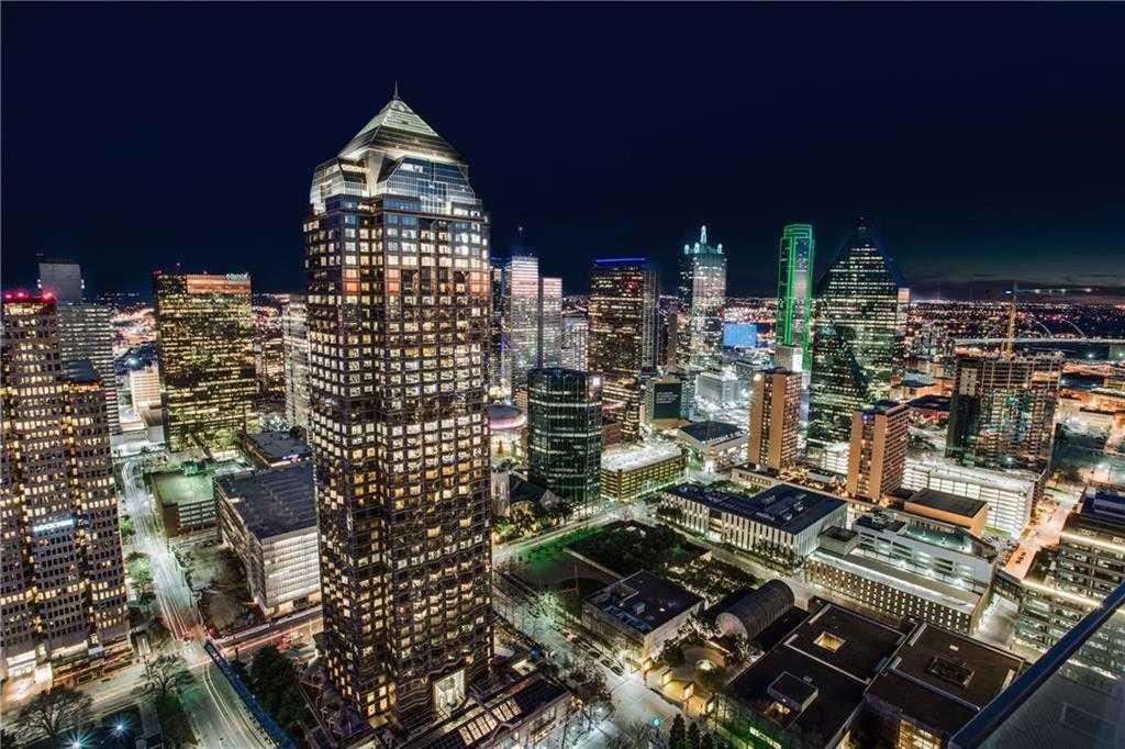 $4,995,000 - 3Br/4Ba -  for Sale in Museum Tower Condo, Dallas