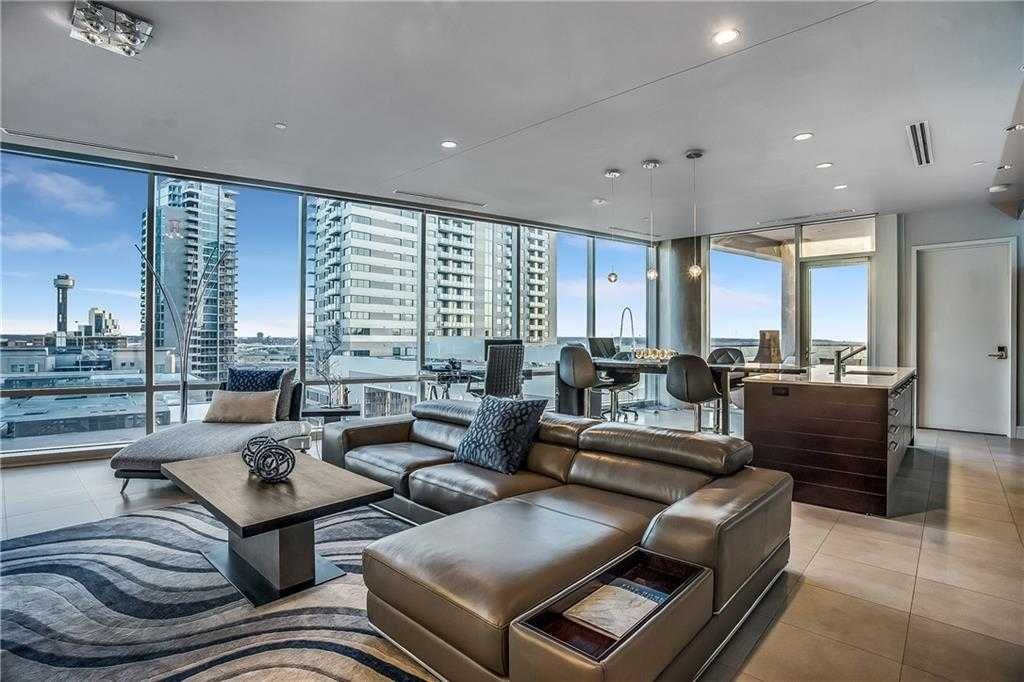 $759,900 - 2Br/3Ba -  for Sale in South Tower Residences, Dallas