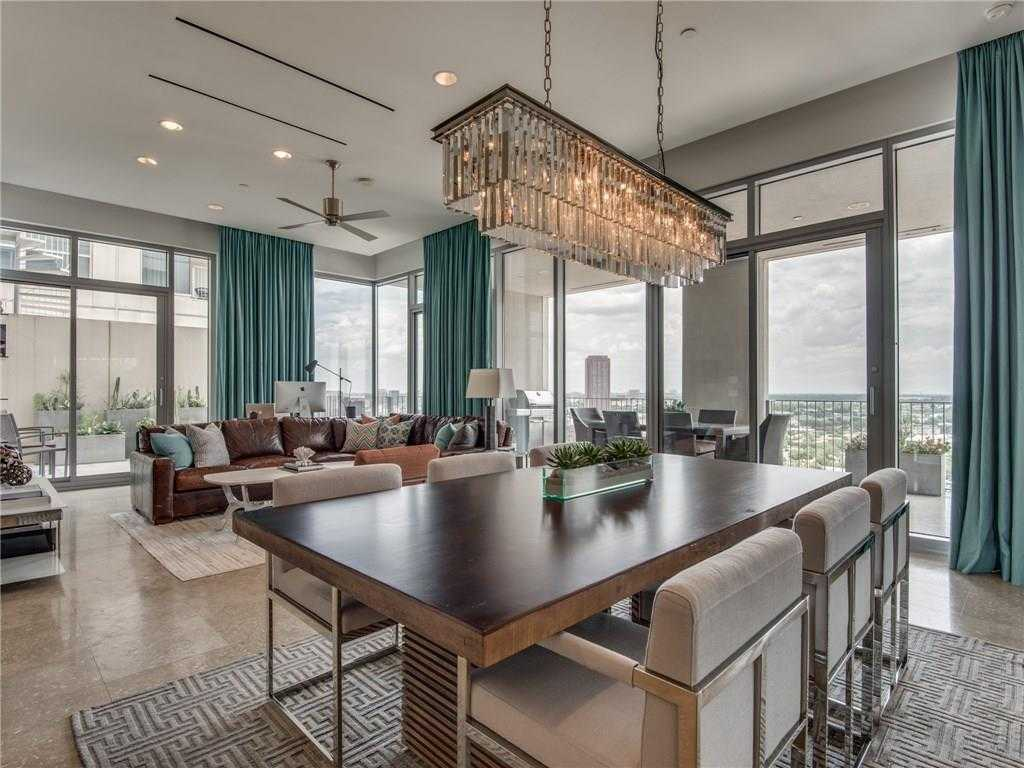 $880,000 - 2Br/2Ba -  for Sale in One Arts Plaza Condo, Dallas