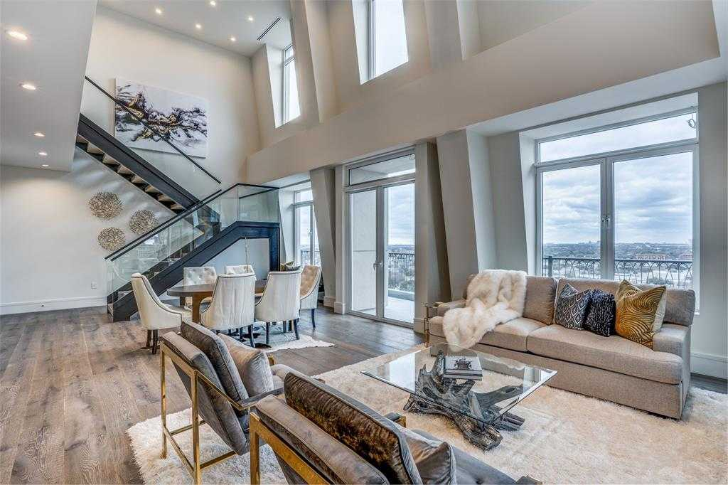 $2,590,000 - 2Br/3Ba -  for Sale in Vendome On Turtle Creek Condo, Dallas