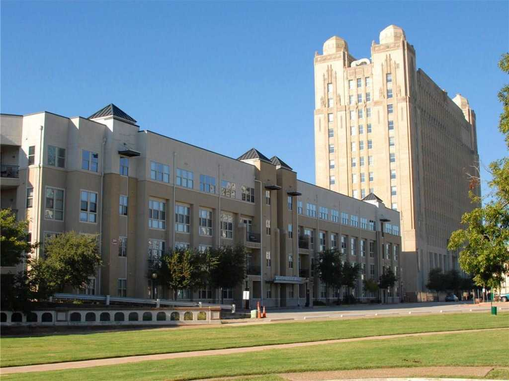 $215,000 - 2Br/2Ba -  for Sale in Texas & Pacific Lofts Condo, Fort Worth