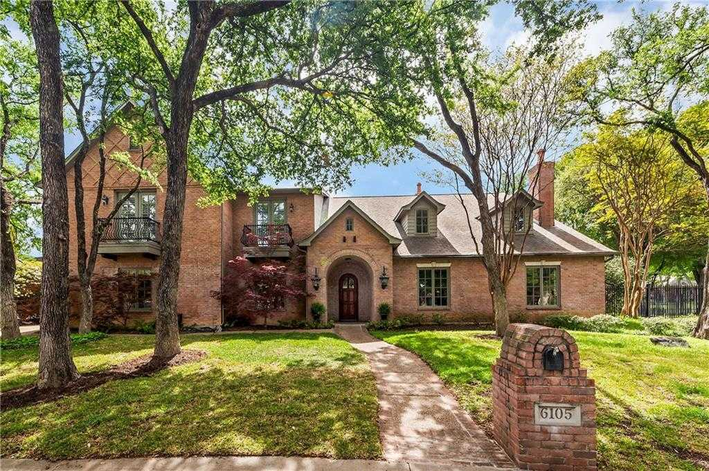 $1,725,000 - 6Br/6Ba -  for Sale in Mira Vista Add, Fort Worth