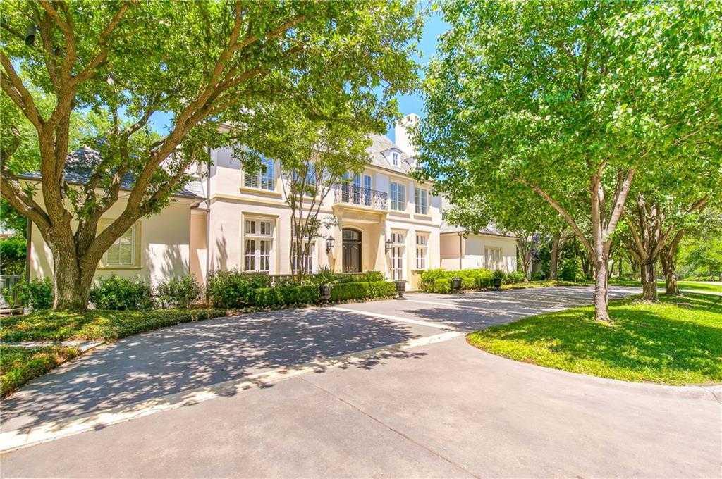 $2,584,000 - 4Br/6Ba -  for Sale in Estate 08, Dallas