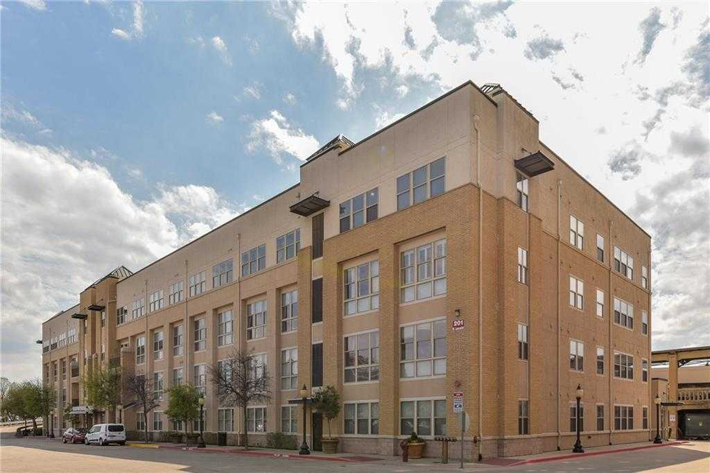 $245,000 - 2Br/2Ba -  for Sale in Texas & Pacific Lofts Condo, Fort Worth
