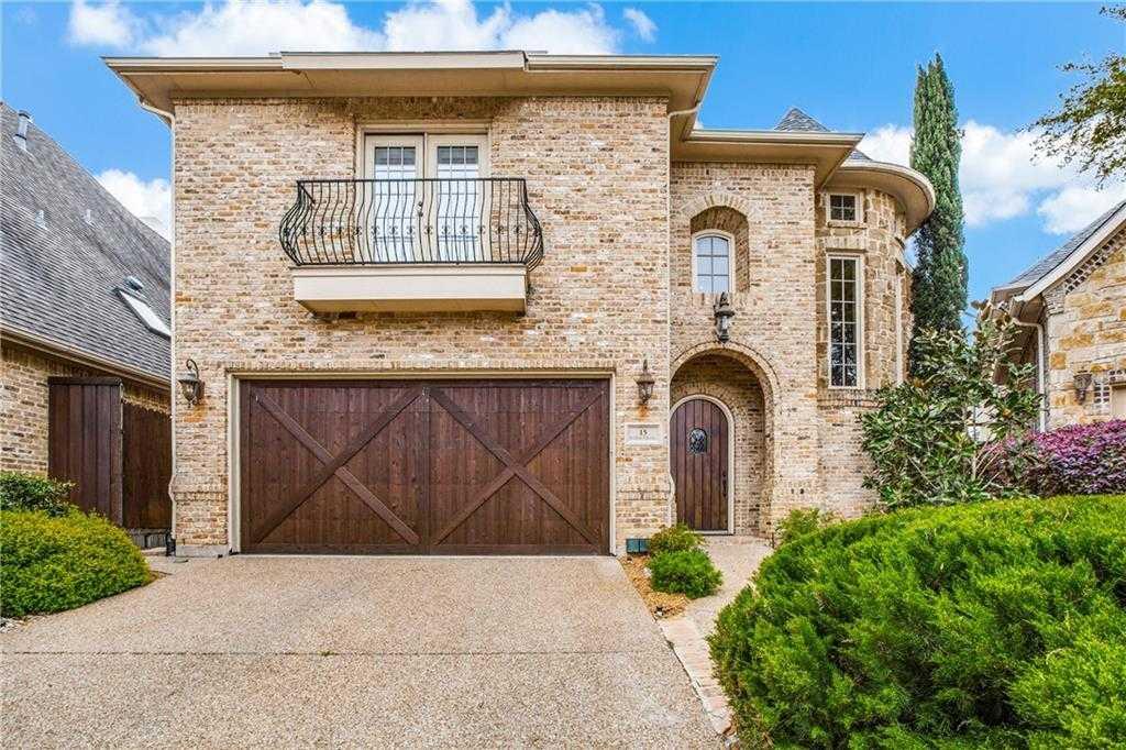 $695,000 - 3Br/4Ba -  for Sale in Cochran Hollow, Dallas