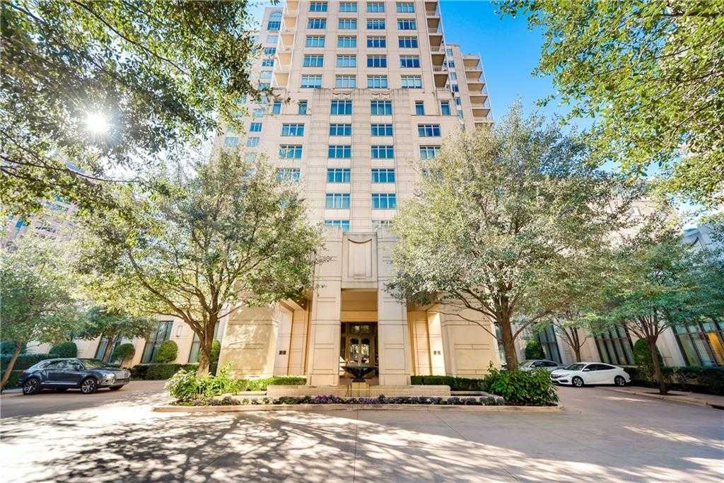 $3,500,000 - 2Br/3Ba -  for Sale in Residences Condo In Uptown, Dallas