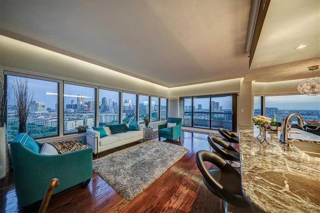 $620,000 - 2Br/2Ba -  for Sale in La Tour Condominiums, Dallas