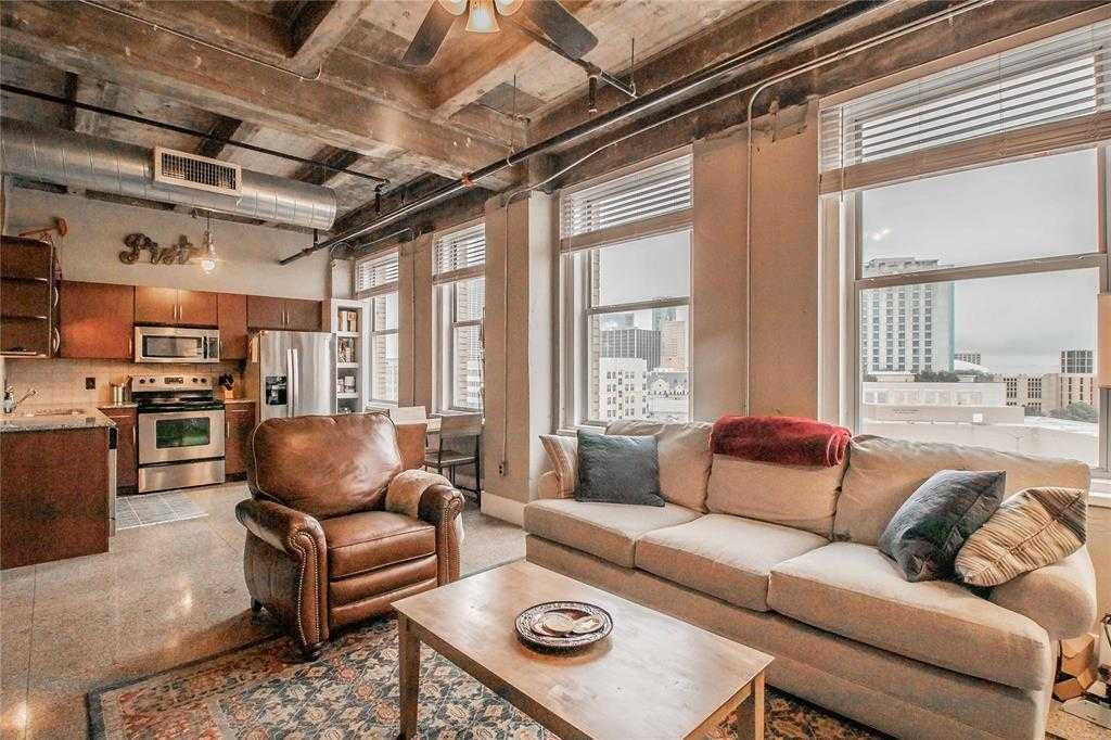 $204,900 - 1Br/1Ba -  for Sale in Texas & Pacific Lofts Condo, Fort Worth