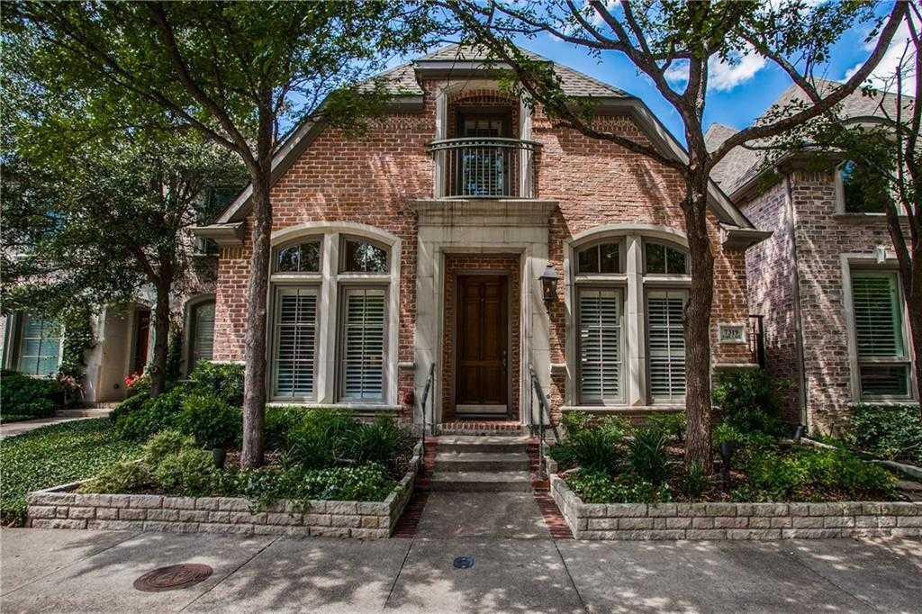 $625,000 - 2Br/3Ba -  for Sale in Lake Forest Ph F, Dallas