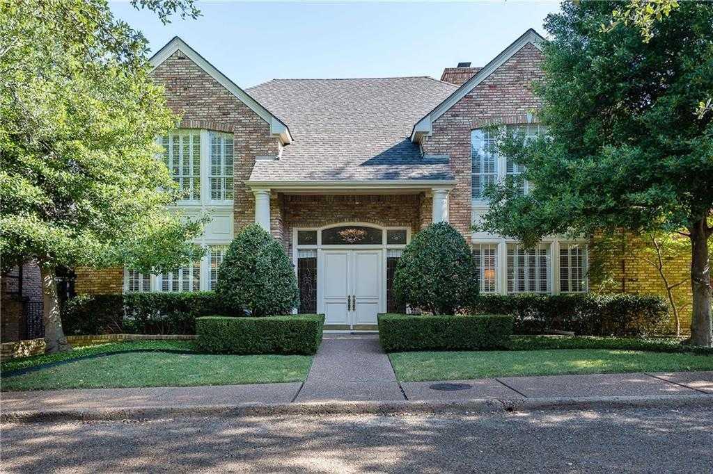 $985,000 - 3Br/4Ba -  for Sale in Glen Lakes 5th Sec, Dallas