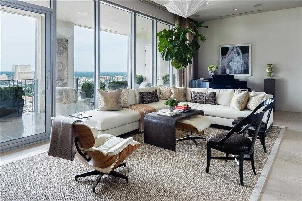 $925,000 - 2Br/2Ba -  for Sale in One Arts Plaza Condo, Dallas