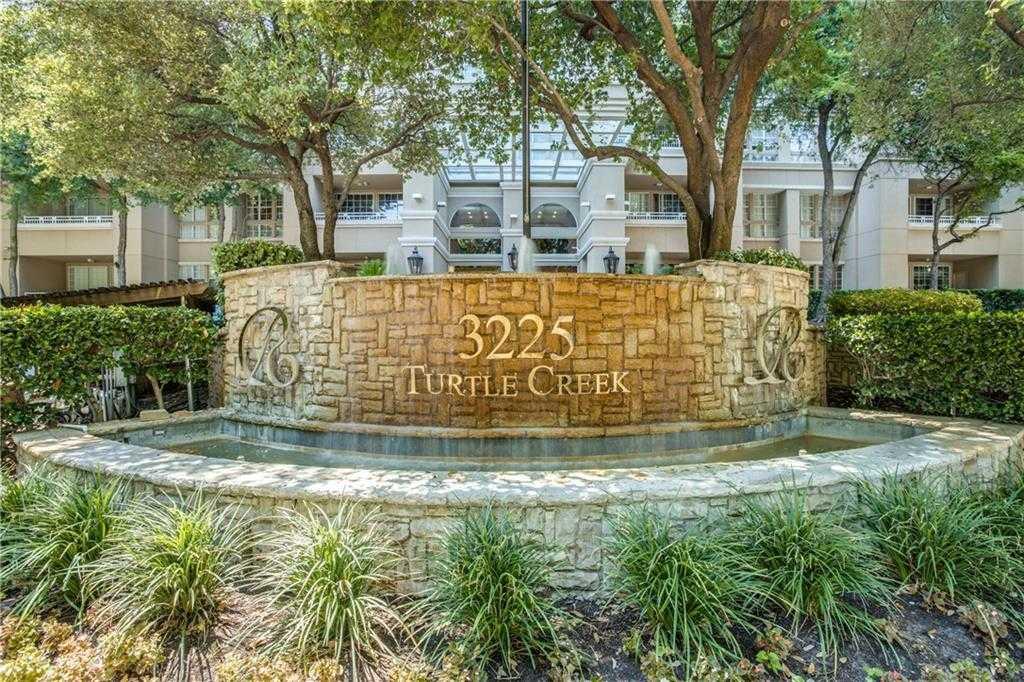 $159,000 - Br/1Ba -  for Sale in Renaissance On Turtle Creek Condo, Dallas