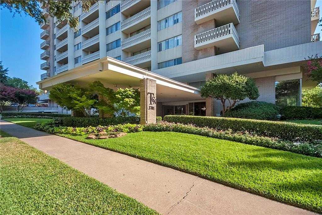 $299,900 - 2Br/2Ba -  for Sale in Turtle Creek North Condo, Dallas