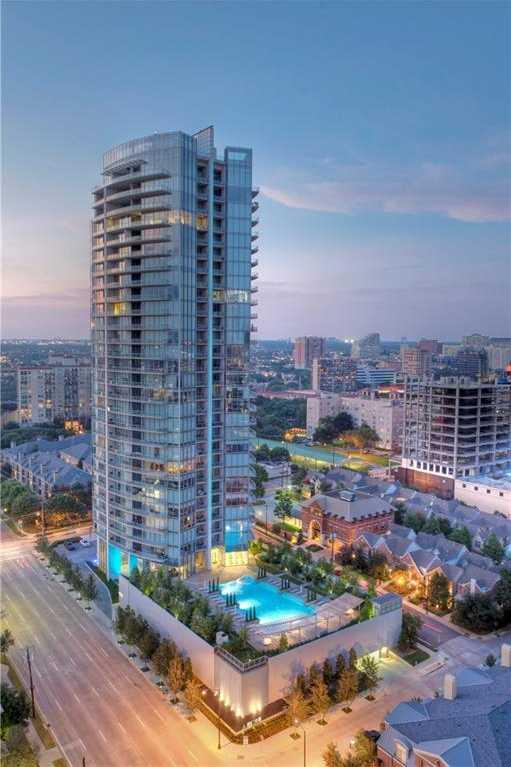 $485,000 - 1Br/2Ba -  for Sale in Azure Condo, Dallas