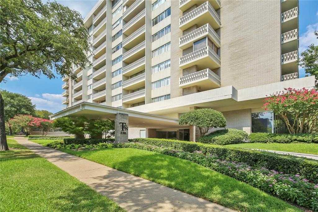 $339,900 - 2Br/2Ba -  for Sale in Turtle Creek North Condo, Dallas