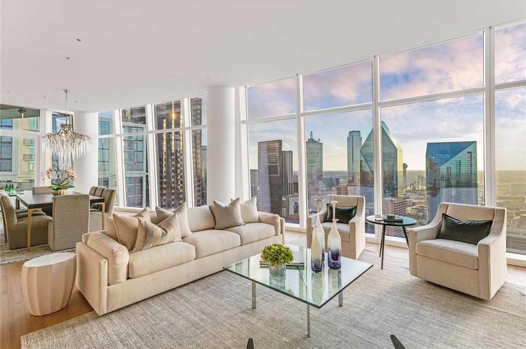 $2,695,000 - 2Br/3Ba -  for Sale in Museum Tower Condo, Dallas