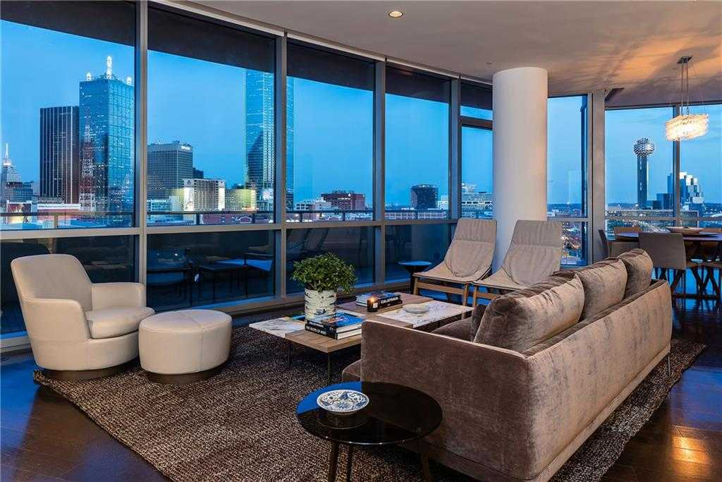 $995,000 - 2Br/3Ba -  for Sale in The House Condos, Dallas
